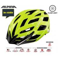 Cyklistická prilba ALPINA PANOMA 2.0 CITY Be Visible