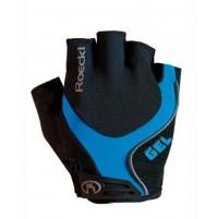 Rukavice cyklistické ROECKL Imuro čierno-modré