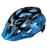 Cyklistická prilba ALPINA MYTHOS 3.0 čierno-modrá