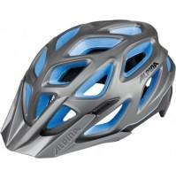 Cyklistická prilba ALPINA MYTHOS 3.0 L.E. tmavostrieborno-titánovo-modrá