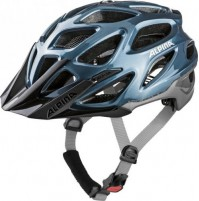 Cyklistická prilba ALPINA MYTHOS 3.0 modro-strieborná