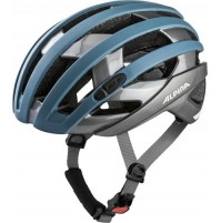 Cyklistická prilba Alpina CAMPIGLIO modro-titanová