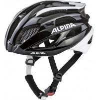 Cyklistická prilba ALPINA FEDAIA čierno-biela