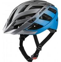 Cyklistická prilba ALPINA PANOMA 2.0 L.E. tmavostrieborno-modrá