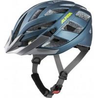 Cyklistická prilba ALPINA PANOMA 2.0 L.E. modro-neonovo žltá