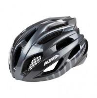 Cyklistická prilba ALPINA FEDAIA titánovo-čierna