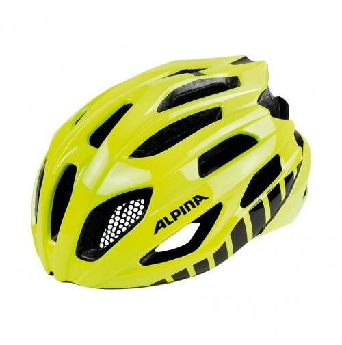 ALPINA Cyklistická prilba FEDAIA be visible