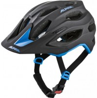 Cyklistická prilba ALPINA Carapax 2.0 čierno-modrá