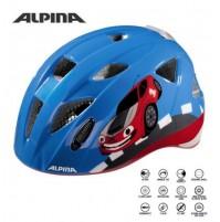 ALPINA Cyklistická prilba Ximo Flash autíčko