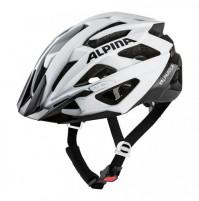 Cyklistická prilba ALPINA Valparola bielo-čierna