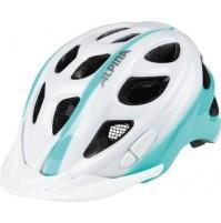 Cyklistická prilba ALPINA Rocky bielo-smaragdová