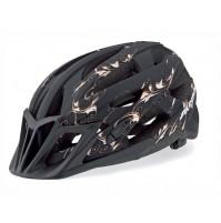 Cyklistická prilba ALPINA FB L.E. 2.0 čierno-kvetová matná