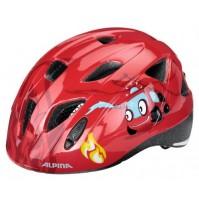 Cyklistická prilba ALPINA Ximo malý hasič