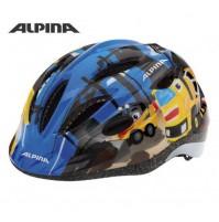 Cyklistická prilba ALPINA GAMMA 2.0 construction