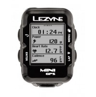 Cyklocomputer LEZYNE Mini GPS Y11