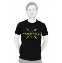 Tričko pánske RM POWERAGE YLW/GR BK