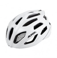 Cyklistická prilba ALPINA FEDAIA biela