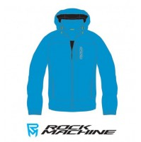 Bunda pánska Rock Machine RM16 softshell