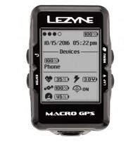 Cyklocomputer LEZYNE Macro GPS