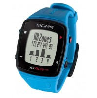 Pulzmeter SIGMA iD.RUN HR pacific blue