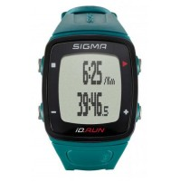 Pulzmeter SIGMA iD.RUN pine green