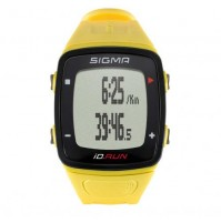 Pulzmeter SIGMA iD.RUN yellow