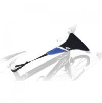 FORCE návlek-potítko (na trenažér), čierno-modrý