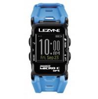 Športové hodinky LEZYNE Micro Color GPS HR modré