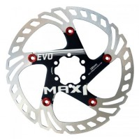 Brzdový kotúč MAX1 EVO 180mm čierny