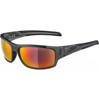 Cyklistické okuliare Alpina TESTIDO antracitovo-čierno matné