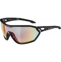 Okuliare Alpina S-WAY L QVM+ čierne matné