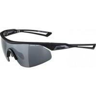 Okuliare Alpina NYLOS SHIELD čierne matné
