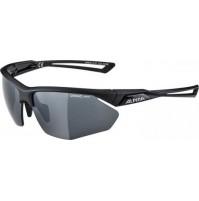 Okuliare Alpina NYLOS HR čierne matné