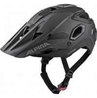 Cyklistická enduro prilba Alpina Rootage čierna