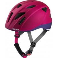 Cyklistická prilba ALPINA Ximo L.E. tmavoružovo-fialová