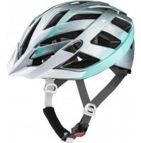 Cyklistická prilba ALPINA PANOMA 2.0 oceľovo-smaragdová
