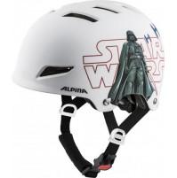 Cyklistická prilba Alpina PARK jr. Star Wars biela