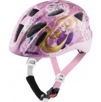 Cyklistická prilba ALPINA XIMO Disney Princezná