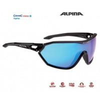 Okuliare Alpina S-WAY L CM+ čierne matné