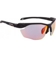 7d8e5ada6 Cyklistické okuliare Alpina TWIST FIVE HR QVM+ čierne matné