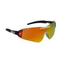 Okuliare FORCE FLASH, červené laser sklá