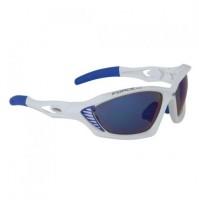 Okuliare FORCE MAX, modré laser sklá