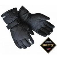 Lyžiarske rukavice Roeckl Gore Sosto GTX čierne