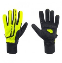Zimné rukavice FORCE X72 fluo