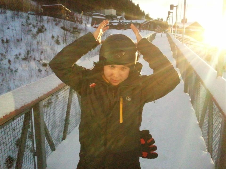 Príprava na lyžovačku